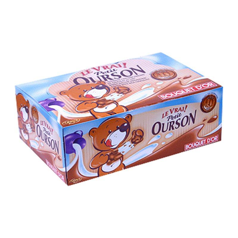 Véritable Petit Ourson Chocolat Lait (par 48)
