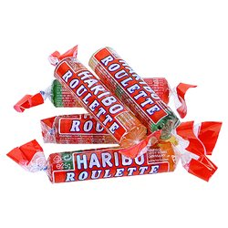 Haribo Roulettes Fruits