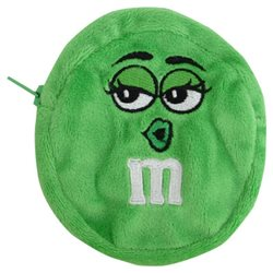 Porte-monnaie M&M's Vert