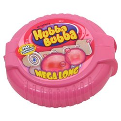 Hubba Bubba Mega Long Fruits