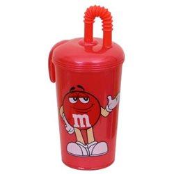 Gourde M&M's Rouge