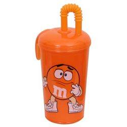 Gourde M&M's Orange