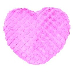 Coussin Coeur Rose