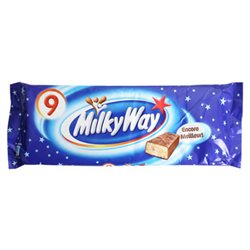 Milky Way 9 Pack