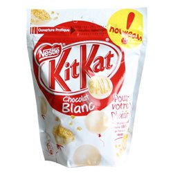 Kit Kat Ball Chocolat Blanc