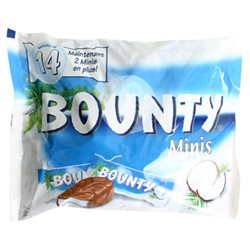 Bounty Lait Minis