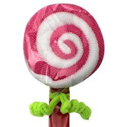 Sucette Serviettes Lollipop Rose