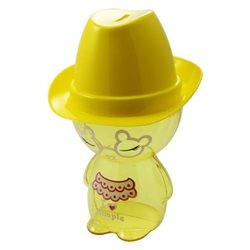 Boîte à Bonbons Cowboy Tirelire Jaune