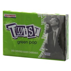 Hollywood Twist Green Pop