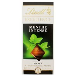 Lindt Excellence Menthe Intense