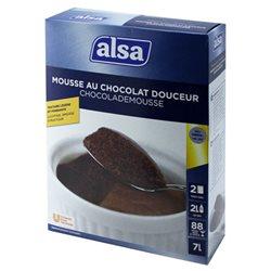 Mousse au Chocolat Noir Douceur