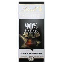 Lindt Excellence Noir Prodigieux 90% Cacao