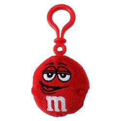 Porte Clé Clip M&M's Rouge