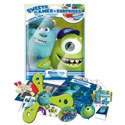Pochette Surprise Monsters University