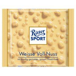 Ritter Sport Blanc Noisettes Entières