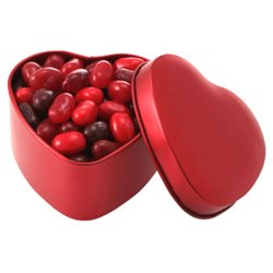 Jelly Belly Love Box Red