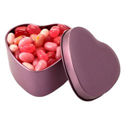 Jelly Belly Love Box Purple