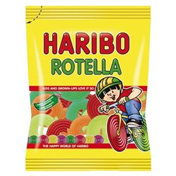 Haribo Rotella Fruits