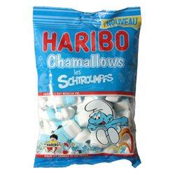 Haribo Chamallows Schtroumpfs