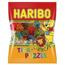Haribo Puzzle Animaux