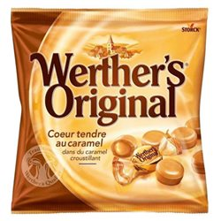 Werther's Original Coeur tendre au Caramel