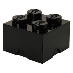 Box Surpriz Lego pleine de bonbons (brick 2x2, noir)