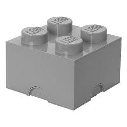 Box Surpriz Lego pleine de bonbons (brick 2x2, gris pâle)