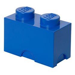 Box Surpriz Lego pleine de bonbons (brick 2x1, bleu)
