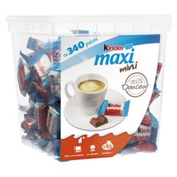 Megabox Kinder Maxi Mini