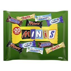 Best of Minis Eco Pack 20