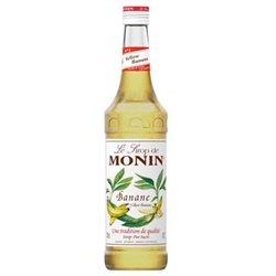 Sirop Monin Banane Jaune