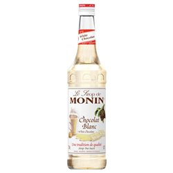 Sirop Monin Chocolat Blanc