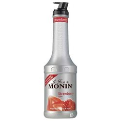 Sirop Le Fruit de Monin Fraise