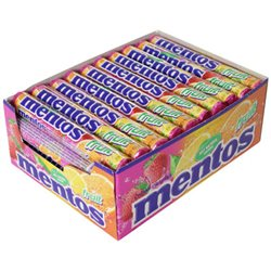 Mentos Fruits Maxi Pack