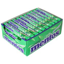 Mentos Chlorophylle Maxi Pack