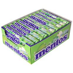 Mentos Pomme Verte Maxi Pack