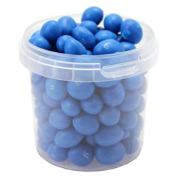 M&M's Blue Peanut Box Bleu