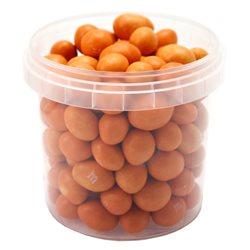 M&M's Orange Peanut Box Orange