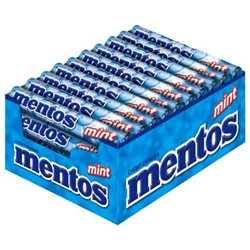 Mentos Menthe Maxi Pack