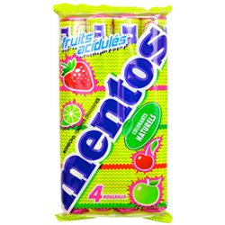 Mentos Fruit Acidulés