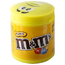 M&M's Peanut Box
