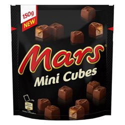 Mars Mini Cubes