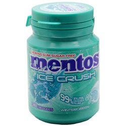 Mentos Gum Ice Crush Wintergreen