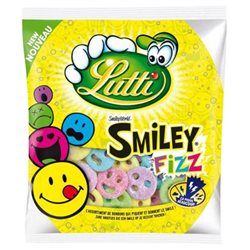 Lutti Smiley Fizz