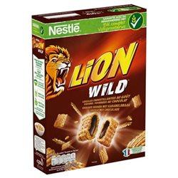 Nestlé Céréales Lion Wild