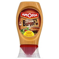 Amora Sauce Burger (lot de 3)
