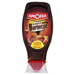 Amora Sauce Barbecue (lot de 3)