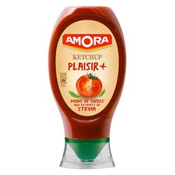 Amora Ketchup Plaisir Plus (lot de 3)