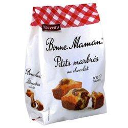 Bonne Maman Petits Marbrés Chocolat (lot de 3)