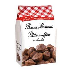 Bonne Maman Petits Muffins Chocolat (lot de 3)